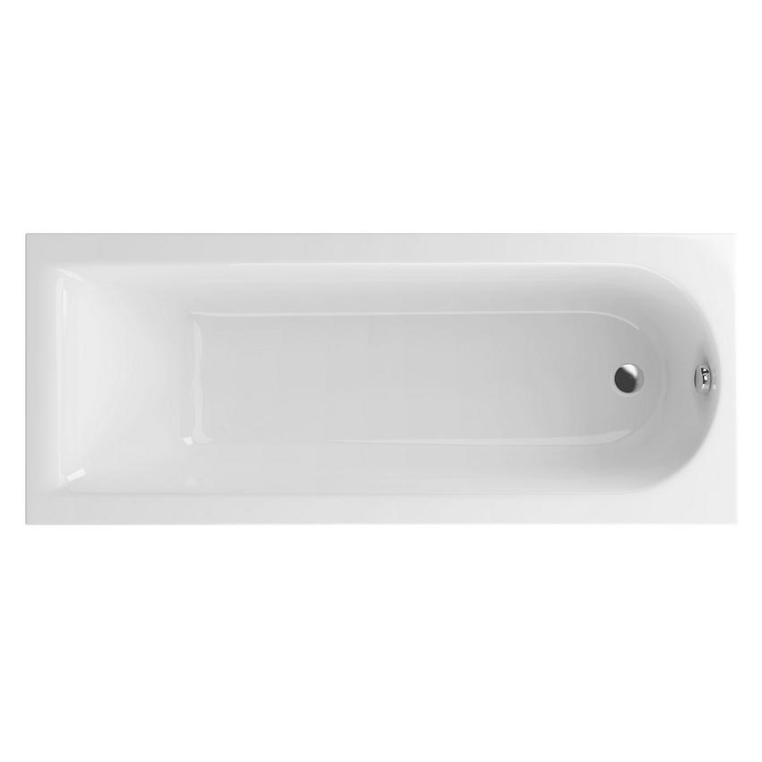 Акриловая ванна Excellent Actima Aurum 170x70 без гидромассажа акриловая ванна excellent aquaria 170х75 без гидромассажа