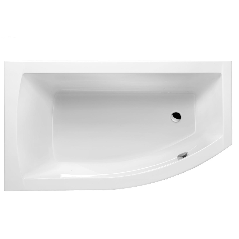 Акриловая ванна Excellent Magnus 160x95 левая цена