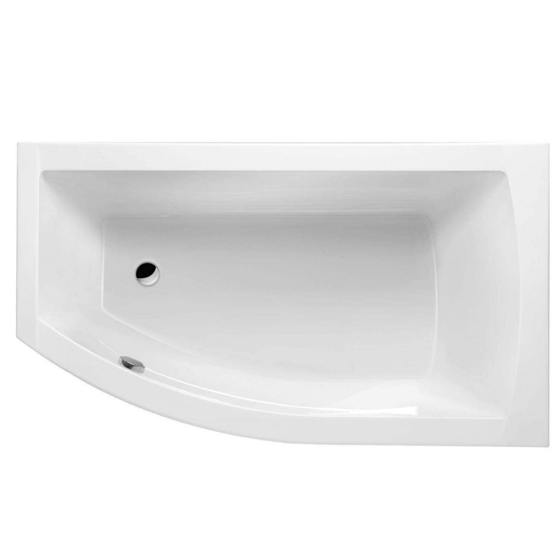 Акриловая ванна Excellent Magnus 160x95 правая цена