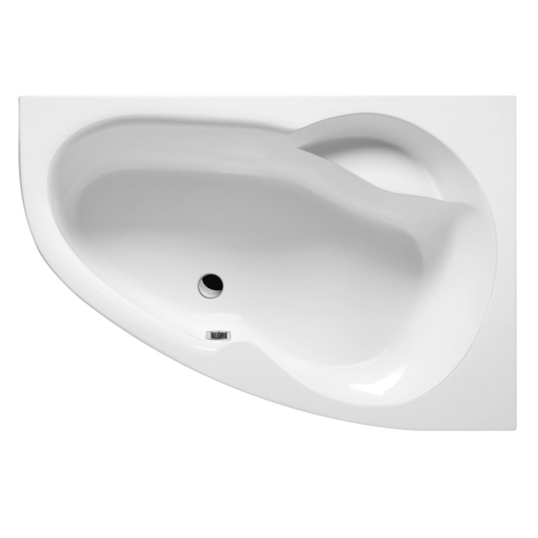 Акриловая ванна Excellent Newa 150x95 правая