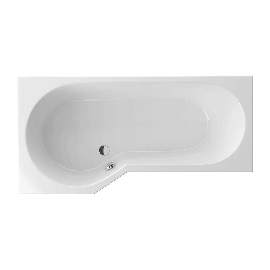 Акриловая ванна Excellent Be Spot 160x80 левая раковина excellent be spot 60