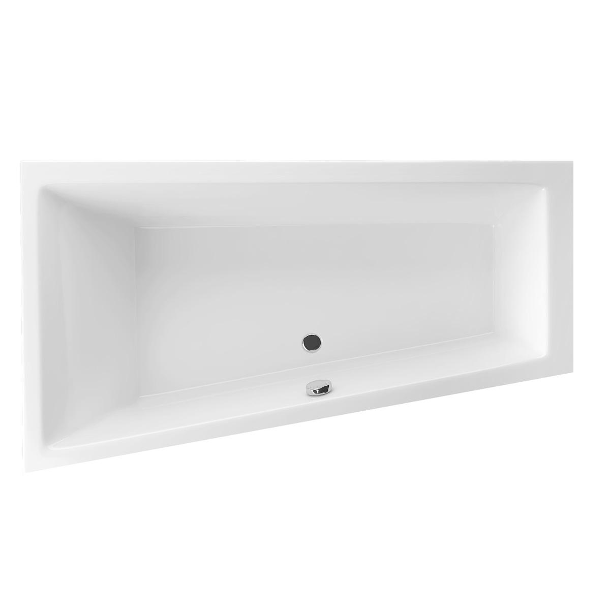 Акриловая ванна Excellent M-Sfera Slim 160x95 левая