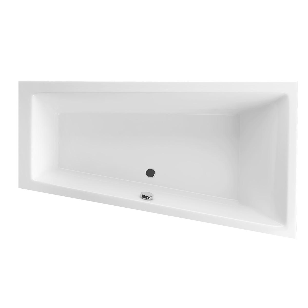 Акриловая ванна Excellent M-Sfera Slim 160x95 правая