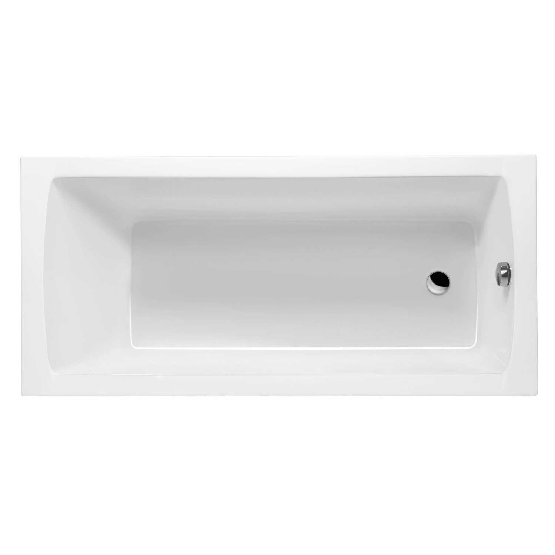 Акриловая ванна Excellent Aquaria 170х75 без гидромассажа акриловая ванна excellent aquaria waex aqu14wh