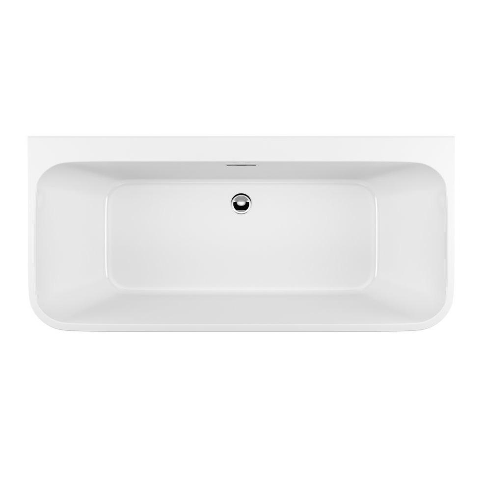 Акриловая ванна Excellent Lila 160x73 без гидромассажа акриловая ванна excellent aquaria 170х75 без гидромассажа