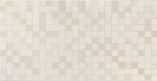 Декор Fanal Mosaico Cube Blanco 32,5х60 декор fanal people crema floral b 31 6x90