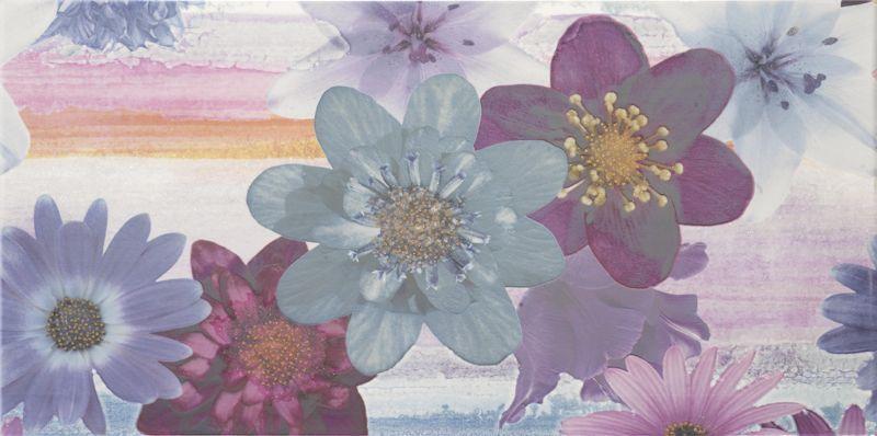 цена Декор Fanal Iris nacar Flor 2 32,5х60