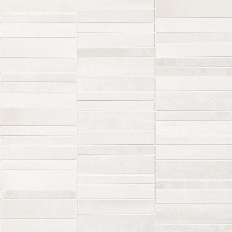 Мозаика FAP Ceramiche Frame +20250 Tratto White Mosaico мозаичный декор fap evoque tratto grey mosaico 30 5x30 5