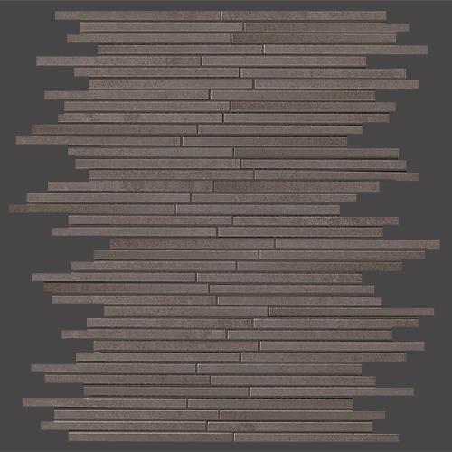 Мозаика FAP Ceramiche Evoque +15932 Tratto Earth Mosaico мозаичный декор fap evoque tratto grey mosaico 30 5x30 5