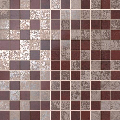 Мозаика FAP Ceramiche Evoque +15888 Copper Mosaico мозаичный декор fap evoque tratto grey mosaico 30 5x30 5