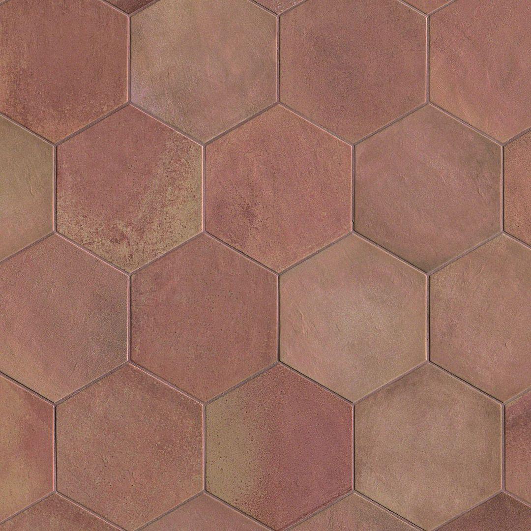 Напольная плитка FAP Ceramiche Firenze Heritage +24238 Rosato Esagono