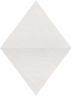 Вставка FAP Ceramiche Manhattan +14282 White A.E. Spigolo вставка impronta ceramiche scrapwood fire tozzetto sq 5x15