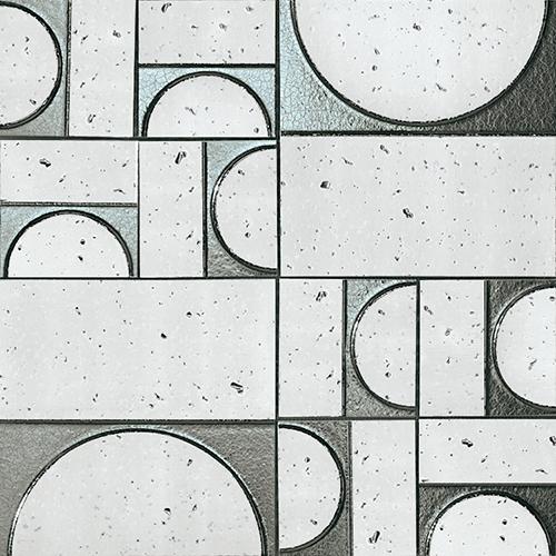Декор FAP Ceramiche Evoque +15920 Sigillo Argento Inserto Mosaico декор cir marble age inserto ottocento botticino s 3 ромашки 10x10