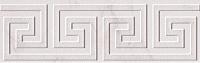 Бордюр FAP Ceramiche Roma +21463 GRECA Calacatta LISTELLO декор fap ceramiche roma 20303 classic calacatta
