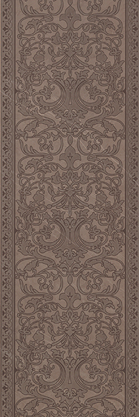 Декор FAP Ceramiche Supernatural +15467 Damasco Visone Inserto декор articer modena inserto perla bordeaux 20x56