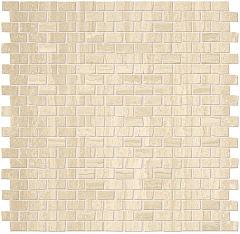 Мозаика FAP Ceramiche Roma +21467 TRAVERTINO BRICK MOSAICO бордюр fap roma greca pietra listello 8x25