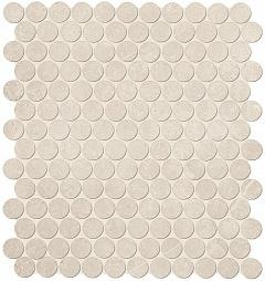 Мозаика FAP Ceramiche Roma +21479 PIETRA ROUND MOSAICO бордюр fap ceramiche roma 20328 pietra classic list