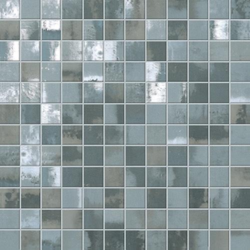 Мозаика FAP Ceramiche Evoque +15890 Acciaio Silver Mosaico цена 2017