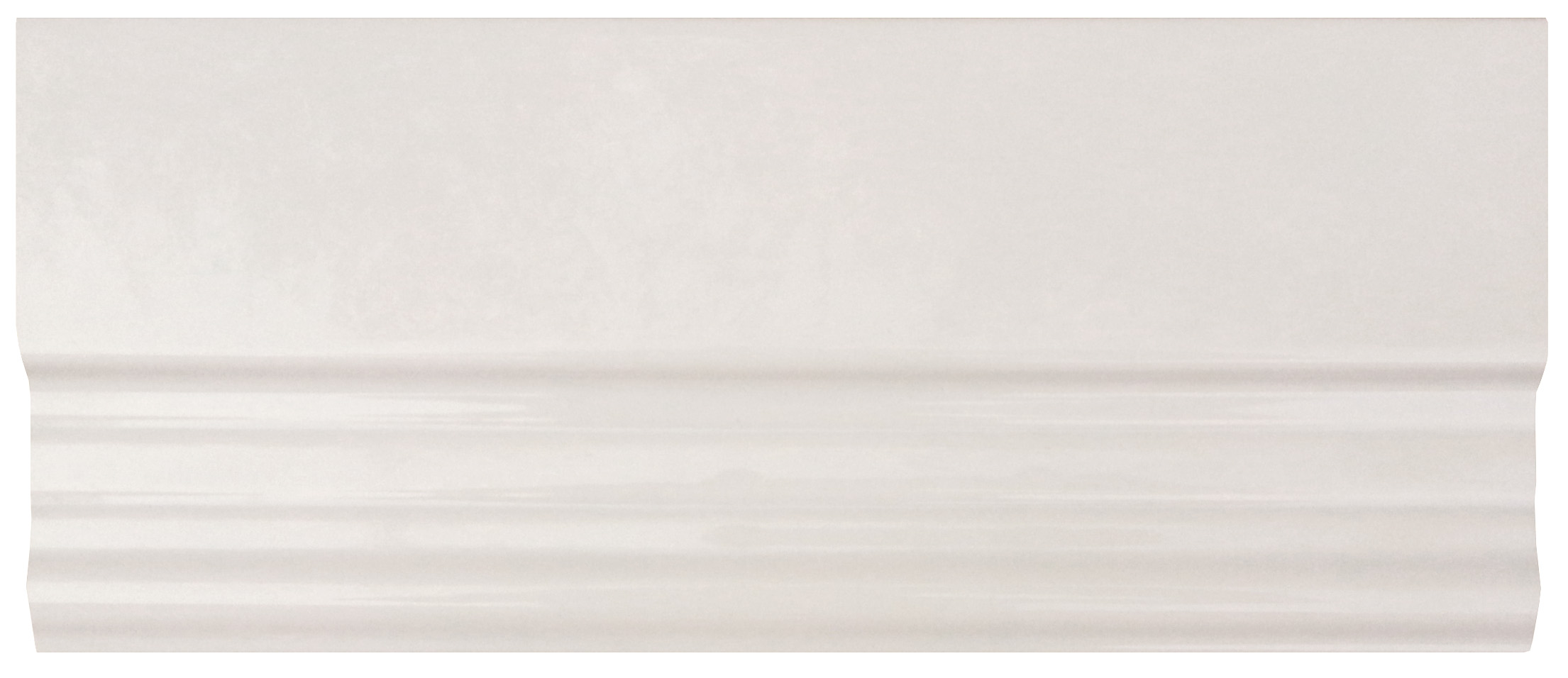 Бордюр FAP Ceramiche Manhattan +14243 White Alzata fap supernatural argento alzata 17 5x30 5