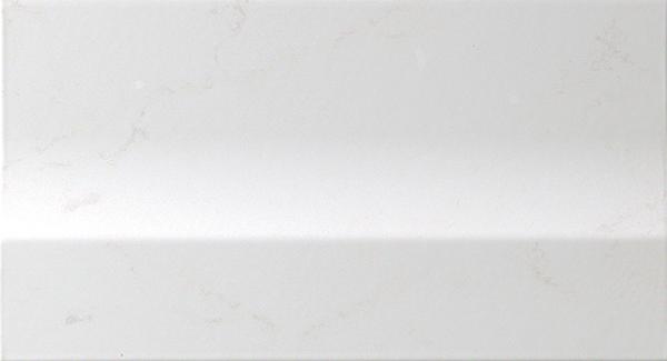 Бордюр FAP Ceramiche Supernatural +15477 Cristallo Alzata бордюр fap ceramiche roma 20315 calacatta alzata