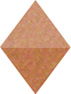 Вставка FAP Ceramiche Color Now +23840 Curcuma Spigolo AE вставка impronta ceramiche scrapwood fire tozzetto sq 5x15