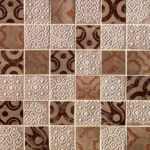 Мозаика FAP Ceramiche Creta +17716 Maiolica Beige Mosaico fap sole buganvilla mosaico 4x4 30 5x30 5