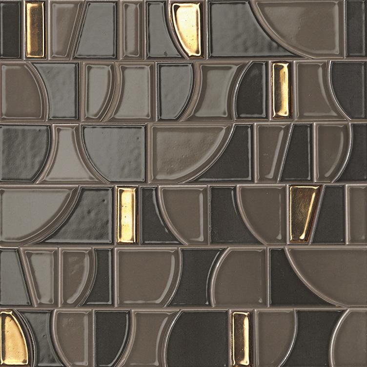 Мозаика FAP Ceramiche Frame +20240 Arte Earth Mosaico мозаика fap ceramiche frame 20244 talc mosaico