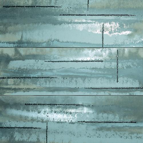 Декор FAP Ceramiche Evoque +15919 Acciaio Silver Inserto Mix 3 декор fap pura pioggia celeste inserto 15x56