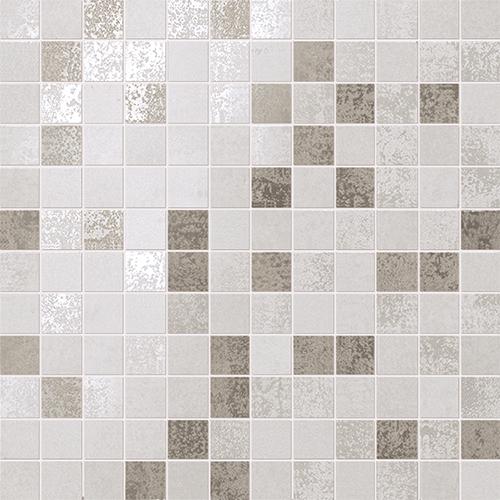 Мозаика FAP Ceramiche Evoque +15893 White Mosaico мозаичный декор fap evoque tratto grey mosaico 30 5x30 5