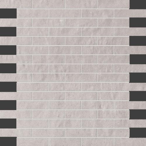 Мозаика FAP Ceramiche Creta +17706 Perla Brick Mosaico цена