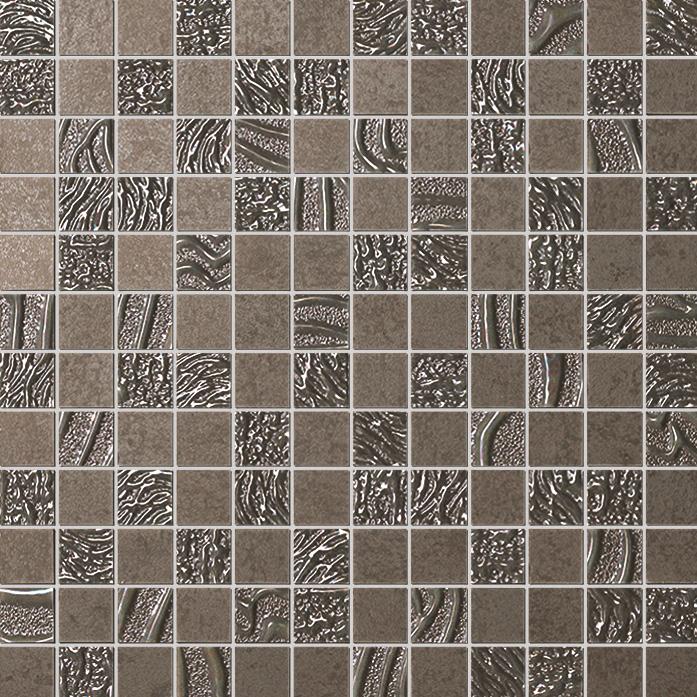 Мозаика FAP Ceramiche Meltin +14274 Terra Mosaico настенная плитка fap ceramiche meltin 14302 trafilato terra