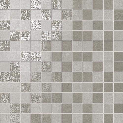 Мозаика FAP Ceramiche Evoque +15892 Grey Mosaico мозаичный декор fap evoque tratto grey mosaico 30 5x30 5