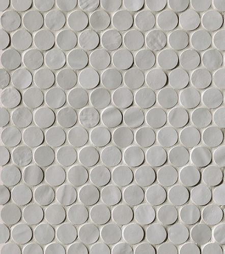 Настенная плитка FAP Ceramiche Brooklyn +26396 Round Fog Mos.