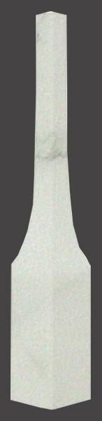 Вставка FAP Ceramiche Roma +20348 Statuario Ae Alzata вставка fap roma statuario ae matita 2x2
