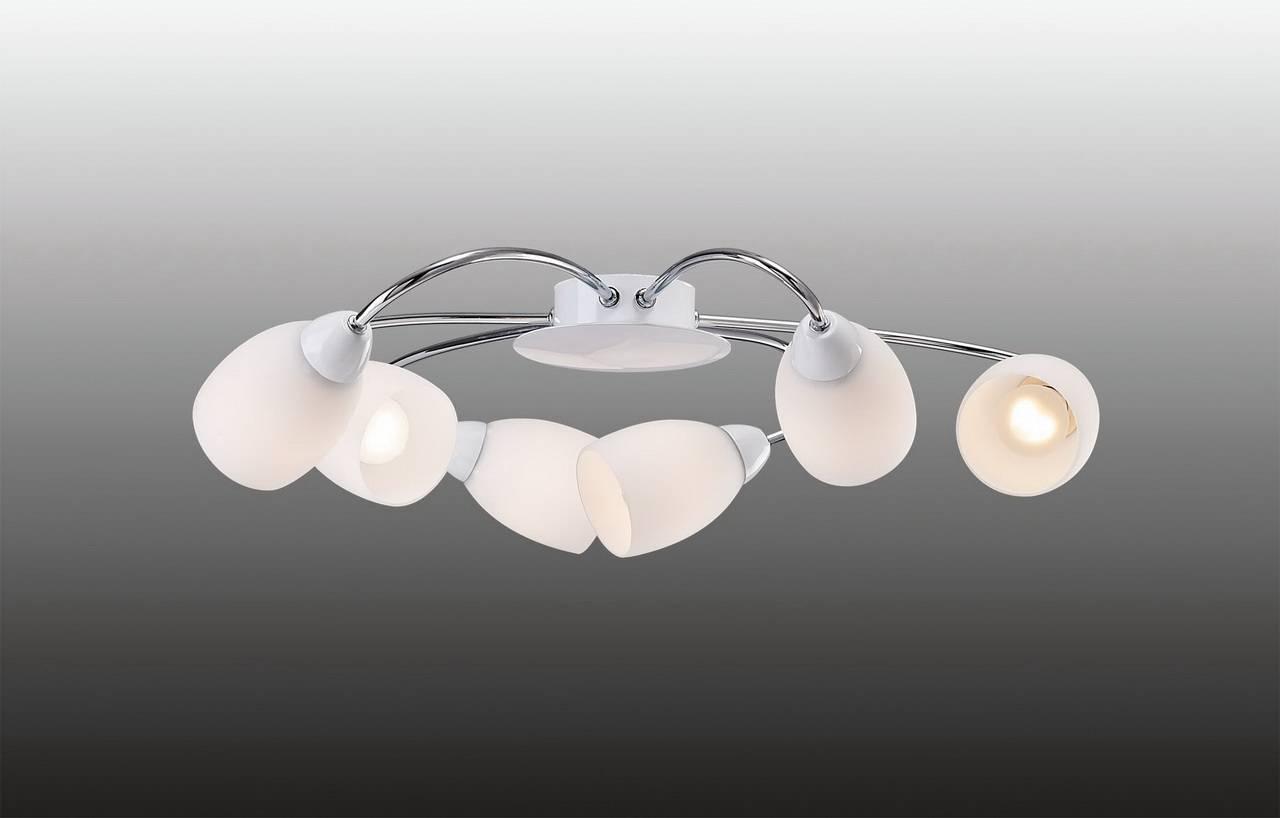 Люстра Favourite Blanca 1042-6U потолочная цена 2017