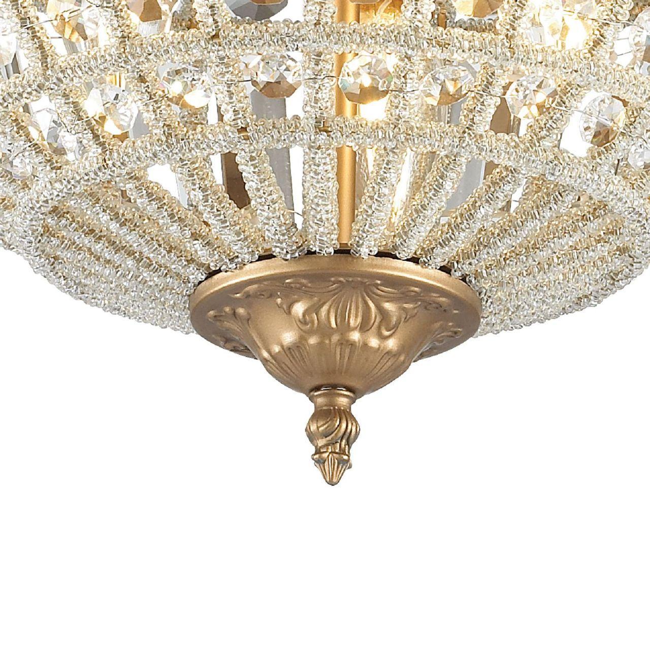 Потолочный светильник Favourite Orientalium 2296-3C favourite потолочный светильник favourite funken 1694 3c
