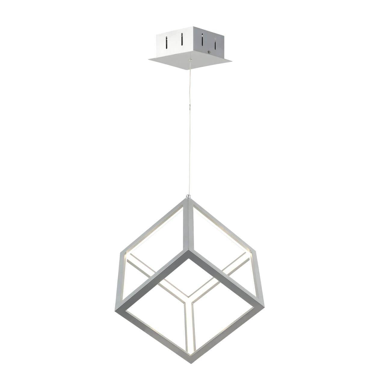 цена Подвесной светодиодный светильник Favourite Cubus 2053-1P