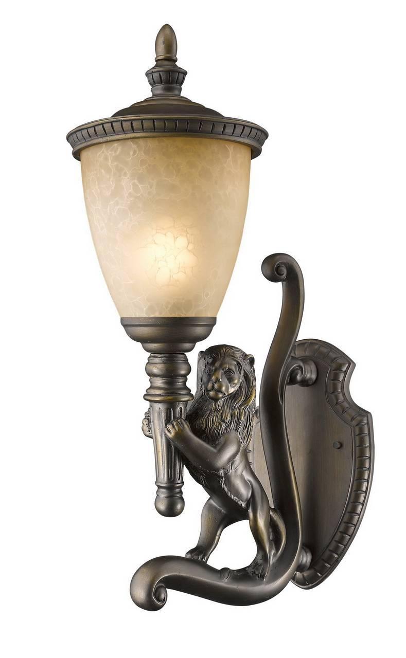 Уличный настенный светильник Favourite Guards 1337-1WL favourite спот favourite arabian drim 1797 3u