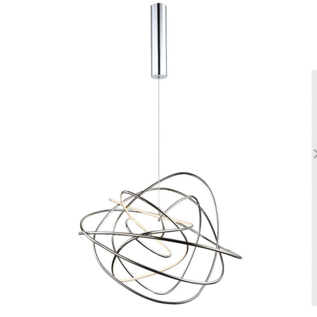 Подвесной светодиодный светильник Favourite Saga 2326-2P настенный светильник leds c4 toilet 05 2326 21 m1