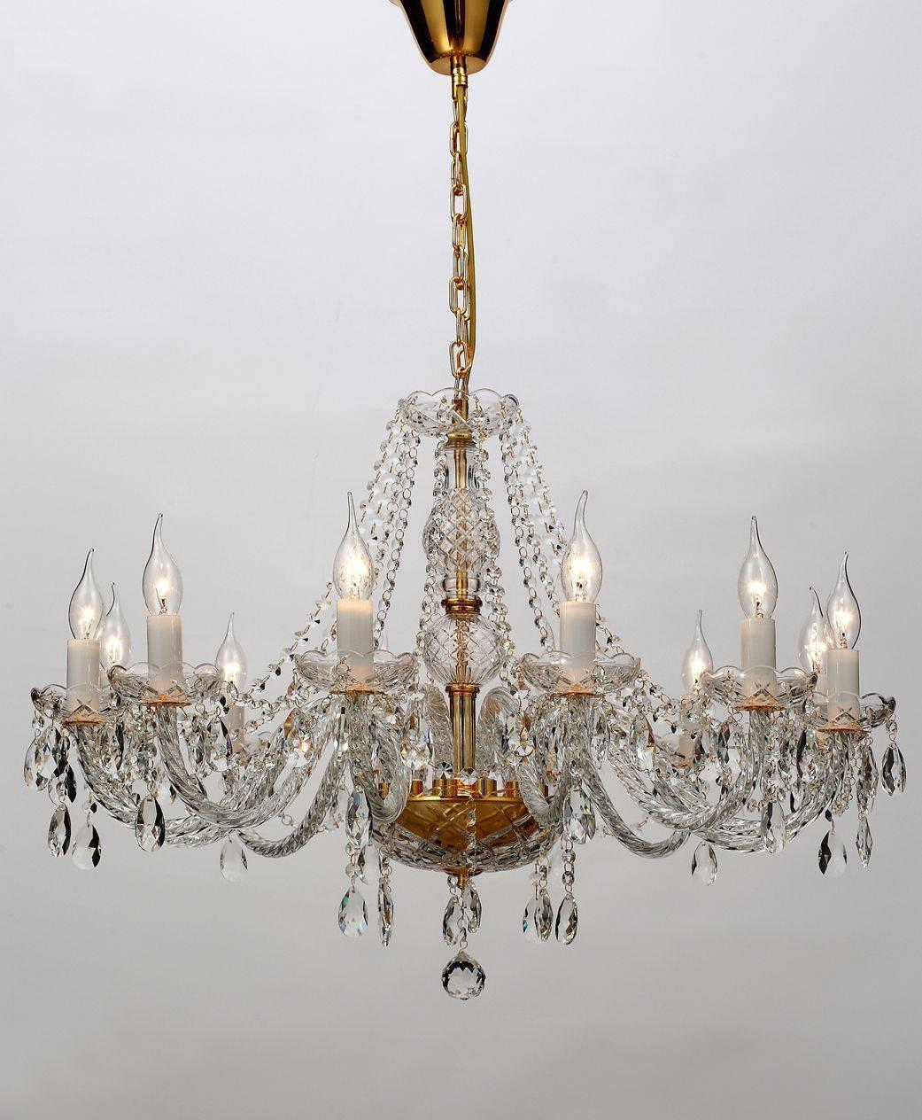 Люстра Favourite Monreal 1735-12P подвесная подвесная люстра 1735 12p favourite хрустальная люстра