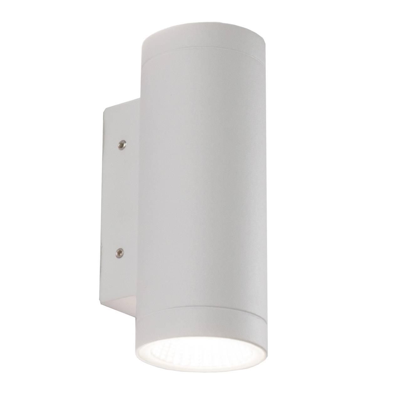 Уличный настенный светодиодный светильник Favourite Flicker 1829-2W накладной светильник favourite flicker 1829 2w