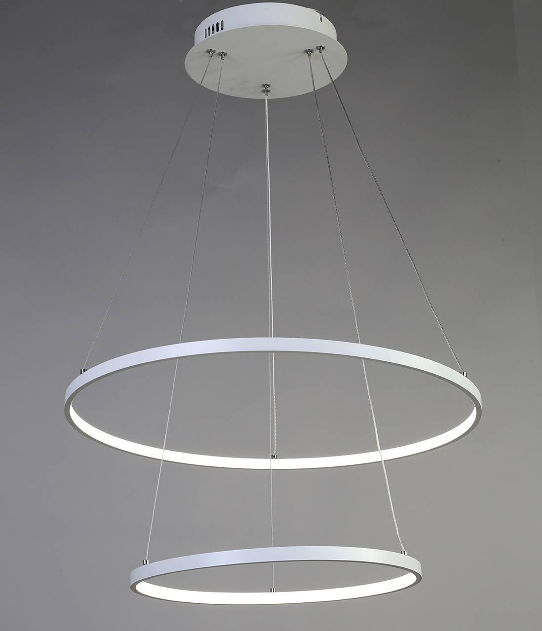 Подвесной светодиодный светильник Favourite Giro 1765-10P подвесной светодиодный светильник favourite giro 1764 10p