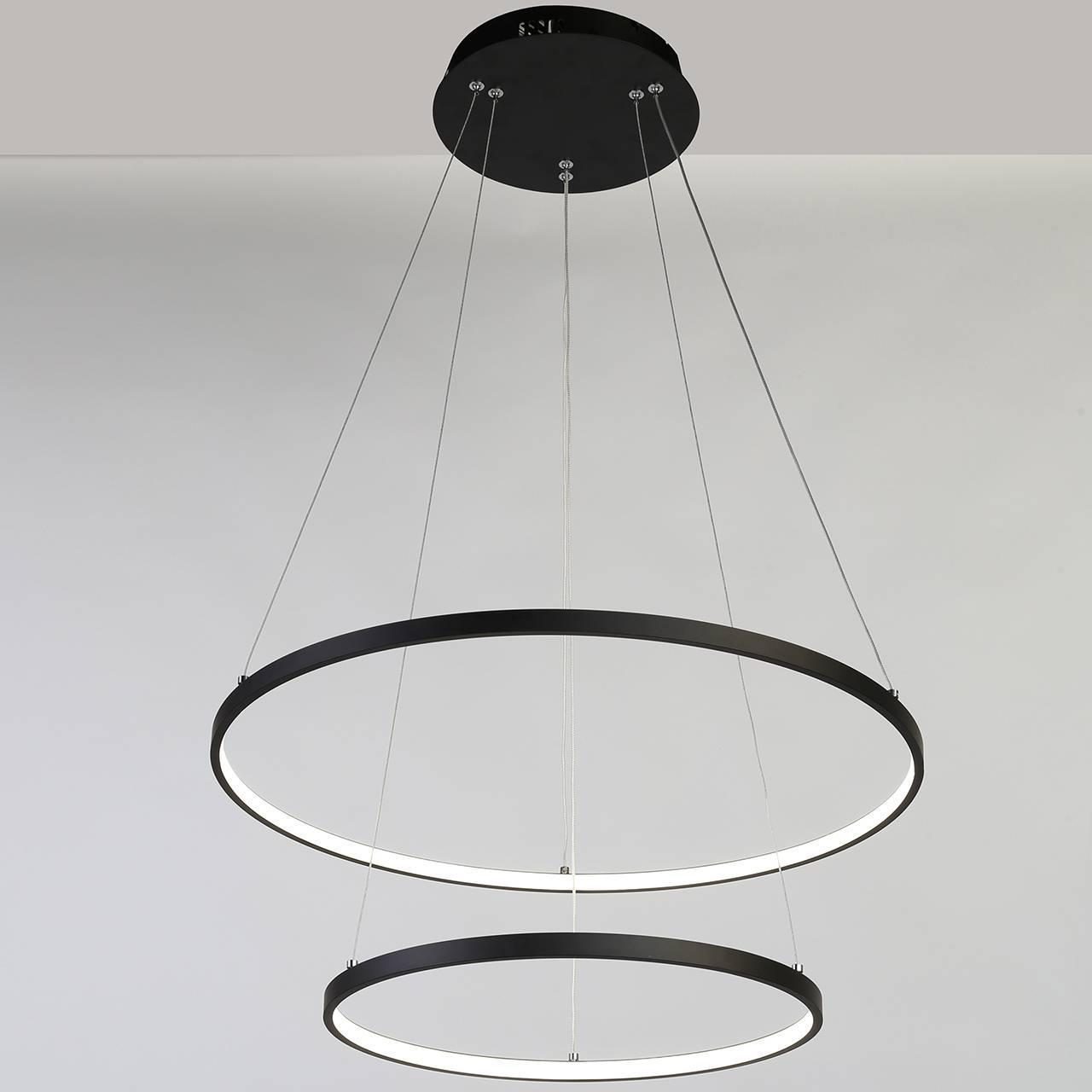 Подвесной светодиодный светильник Favourite Giro 1764-10P подвесной светодиодный светильник favourite giro 1764 10p