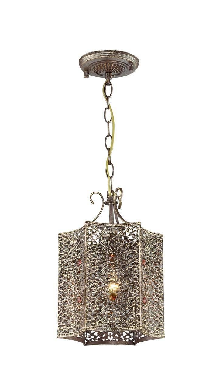 Подвесной светильник Favourite Bazar 1624-1P настенный светильник favourite bazar 1624 1w