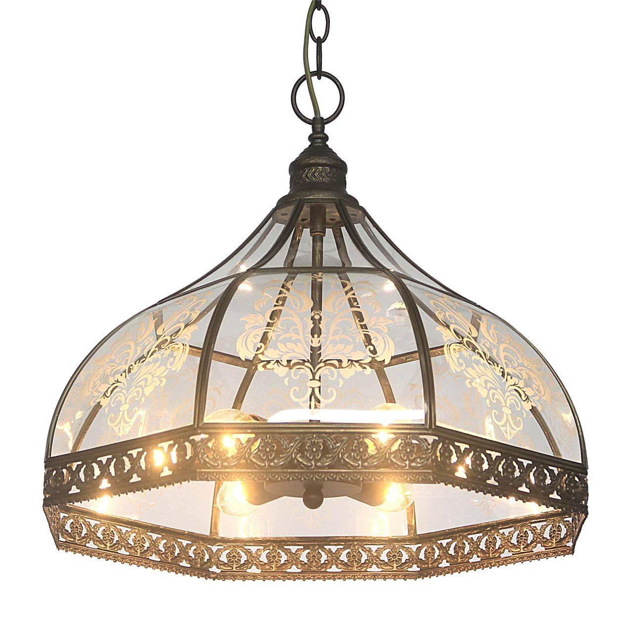 Подвесной светильник Favourite Sandal 1634-6P подвесной светильник sandal 1634 3p favourite 1143543