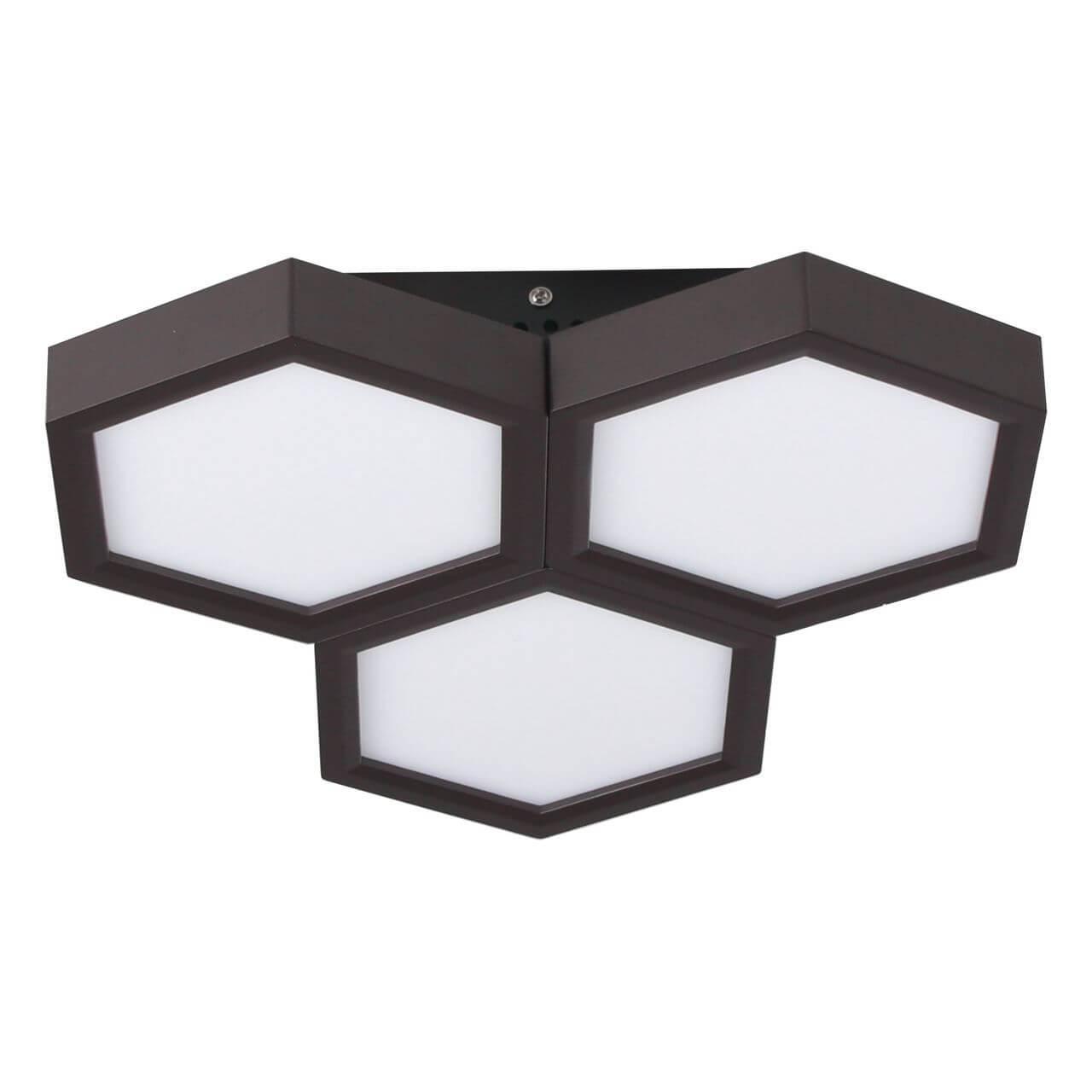 Потолочный светодиодный светильник Favourite Favum 2142-3C favourite потолочный светильник favourite funken 1694 3c