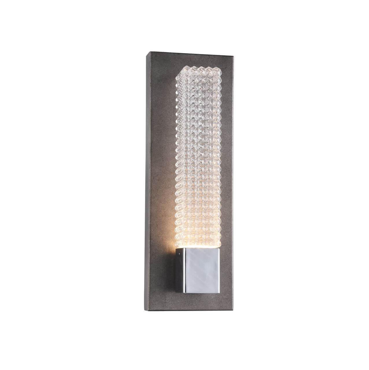 Настенный светодиодный светильник Favourite Groove 2082-1W пылесос supra vcs 2082