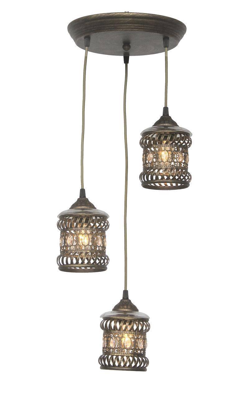 Подвесной светильник Favourite Arabia 1621-3P favourite спот favourite arabian drim 1797 3u