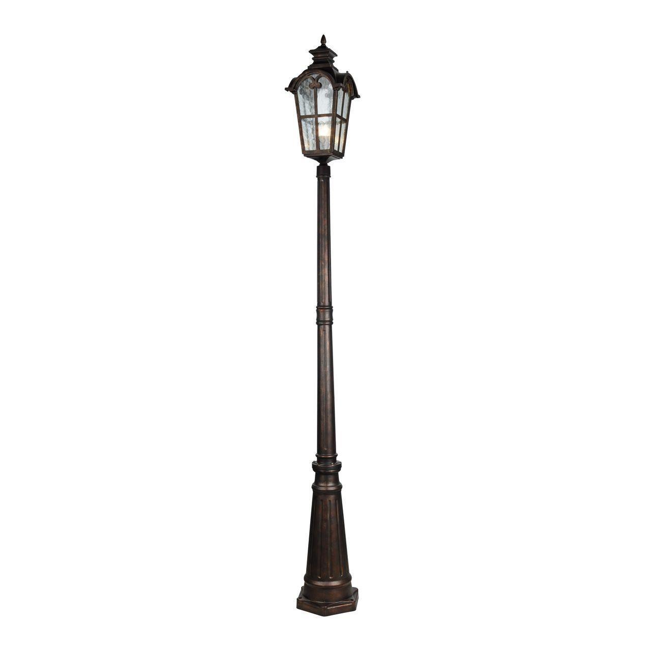 все цены на Садово-парковый светильник Favourite Bristol 2036-1F онлайн