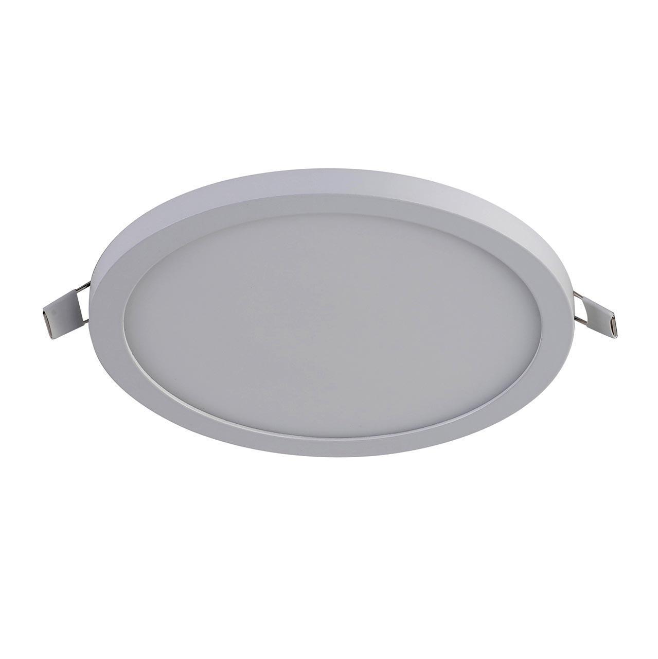 Встраиваемый светодиодный светильник Favourite Flashled 2067-2C набор из 2 встраиваемых светильников favourite flashled 2067 2c